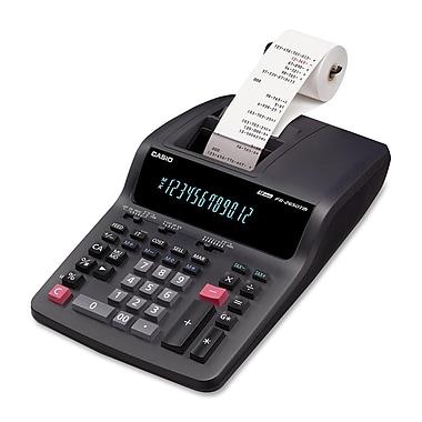 Casio® FR2650TM Desktop Printing Calculator, Black