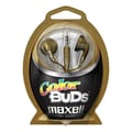 Maxell 190545 Color Buds In-Ear Stereo Earphone, Gold