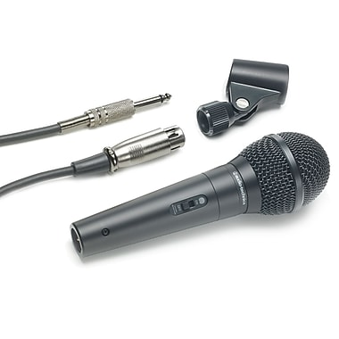 Audio-Technica® ATR1300 Unidirectional Vocal Microphone