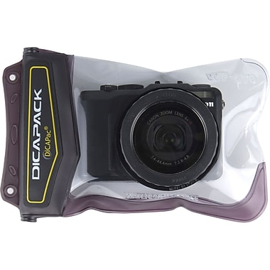 DiCAPac WP-570 Underwater Case, Black