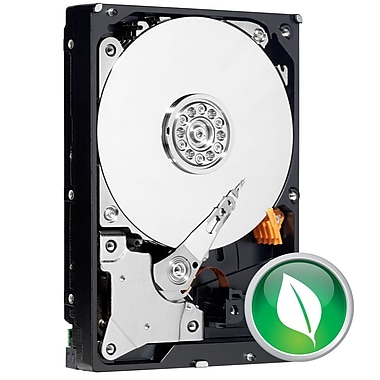 Western Digital® WD30EZRX 3TB SATA/600 Internal Hard Drive, Green