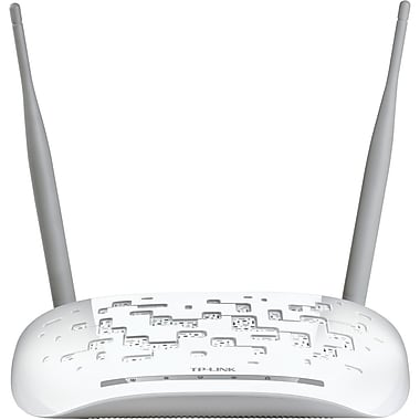 TP-LINK® TL-WA801ND Wireless Access Point, 300 Mbps