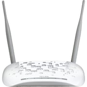 TP-LINK TL-WA801ND Wireless N300 Access Point, 2.4Ghz 300Mbps, 802.11b/g/n, AP/Client/Bridge/Repeater, 2x 4dBi, Passive POE
