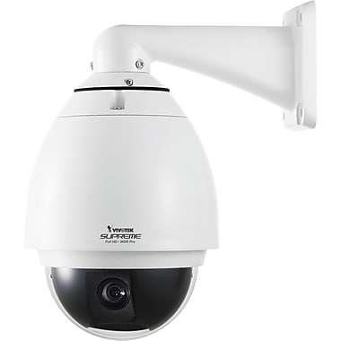 VIVOTEK SD8362E Wired Dome Network Camera with Day/Night, White