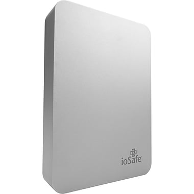 ioSafe 500GB USB 2.0 External Hard Drive