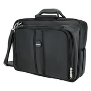 Kensington® Contour 17inch Carrying Case For Notebook, Black