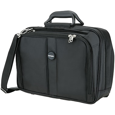 Kensington® Contour 15inch Carrying Case For Notebook, Black