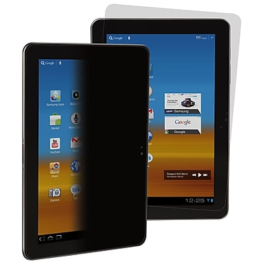 3M™ 98-0440-5267-2 Privacy Screen Protector For Galaxy Tab 10.1 Tablet PC, Black