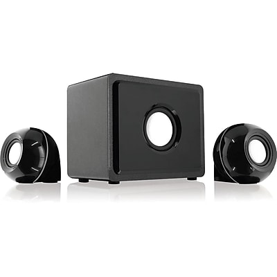 GPX HT12B Home Theater System With Sub Woofer