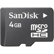 SanDisk® 4GB microSDHC (Micro Secure Digital High-Capacity) Class 4 Memory Cards