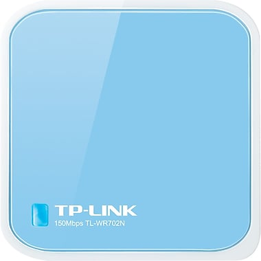 TP-LINK® WR702N Wireless N Router, 2.4 GHz
