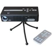 AAXA Technologies P4-X DLP Pico Pocket Size Projector, WXGA, Black