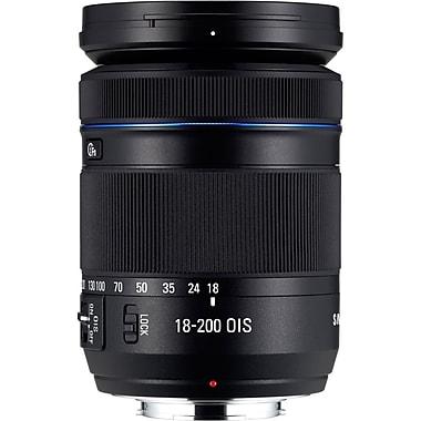 Samsung EX-L18200MB/US 18mm f/3.5 - 6.3 Long Zoom Lens For Samsung NX Series Digital SLR Camera