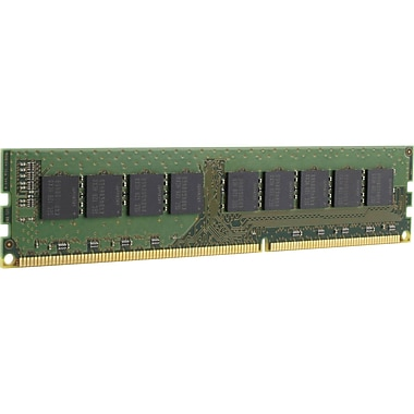 HP® 4GB (1 x 4GB) DDR3 (240-Pin DIMM) DDR3 1600 (PC3 12800) Server Memory