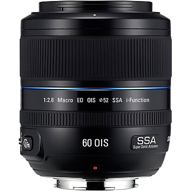 Samsung EX-M60SB/US 60mm f/2.8 Macro Lens For Samsung NX Models
