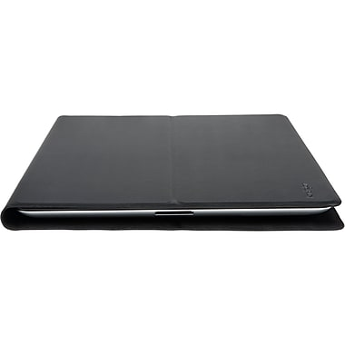 Kensington® Folio Expert Cover Stand For iPad 2/3/4, Black