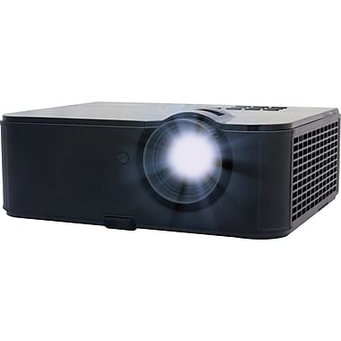 Infocus IN3124 DLP Projector, XGA, Black