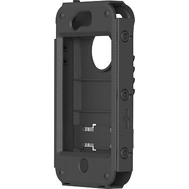 Tridentcase™ Kraken A.M.S. Exoskeleton Case For Apple iPhone 4/4S, Black