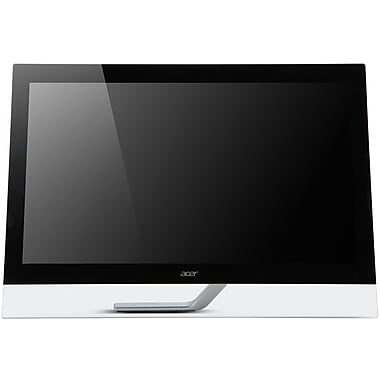 Acer T272HL 27inch Touchscreen LCD Monitor, Black