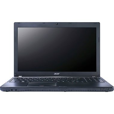 Acer® TravelMate P653-M Intel® Quad Core i7-3632QM 2.2 GHz 15.6in. LED Laptop