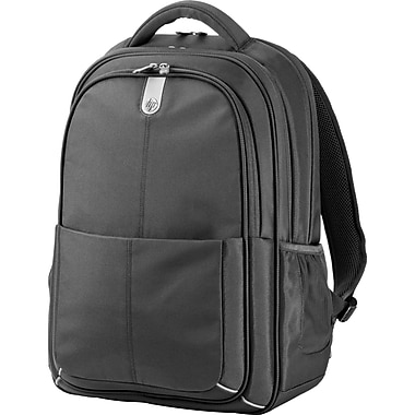 HPMD – Sac à dos Professional H4J93Aa pour ordinateurs portatifs de 15,6 po et tablettes, noir