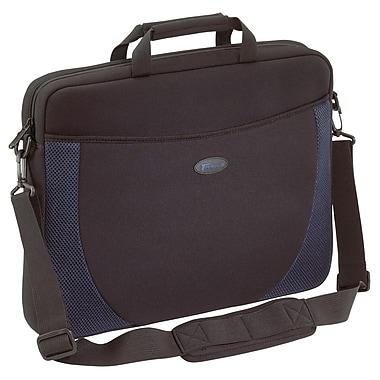 Targus® Neoprene 17inch Notebook Slip Case, Black/Blue