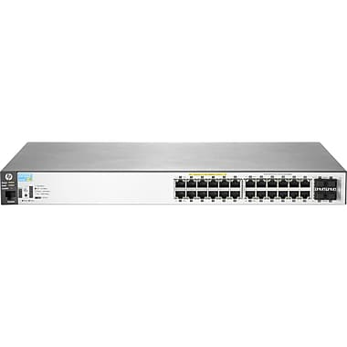 HP 2530-24G-PoE Gigabit 24 Ports Ethernet Switch