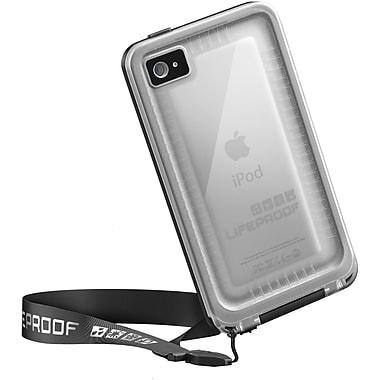 LifeProof® 1201-01 Carrying Case For iPod, Black/Clear