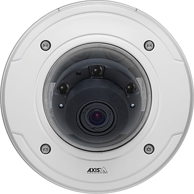 Axis Communications® P3364-LVE 0473-001 Monochrome Network Camera