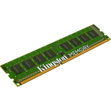 Kingston® 4GB (1 x 4GB) DDR3 (240-Pin DIMM) DDR3 1333 (PC3 10600) Memory Module