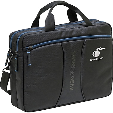 TRG Wenger® JETT 14.1inch Carrying Case For Notebook, Black/Blue