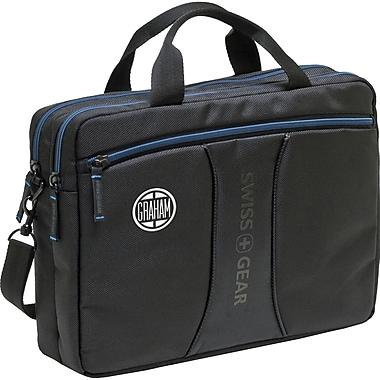 TRG Wenger® JETT 10.2inch Carrying Case For Netbook, Black/Blue