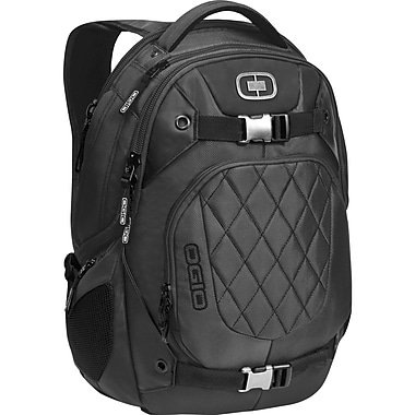 OGIO® 111073.03 Squadron Backpack For 15inch Notebook, Black