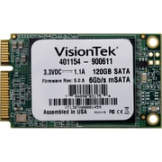 VisionTek 900611 120GB Plug-in Module mini-SATA/600 Internal Solid State Drive