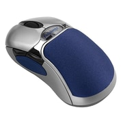 Fellowes® 98904 HD Precision Cordless Mouse, Silver/Blue