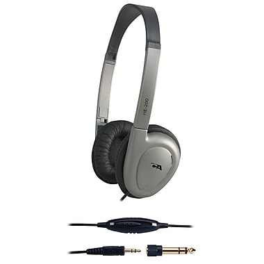 Cyber Acoustics HE-200RB Over-the-Head Stereo Headphone