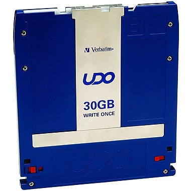 Verbatim® 30GB Write Once UDO Media