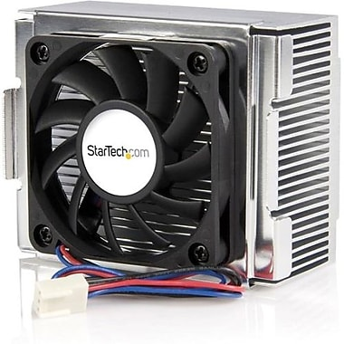 Startech.com FAN478 Socket 478 CPU Cooler Fan With Heatsink and Tx3 Connector