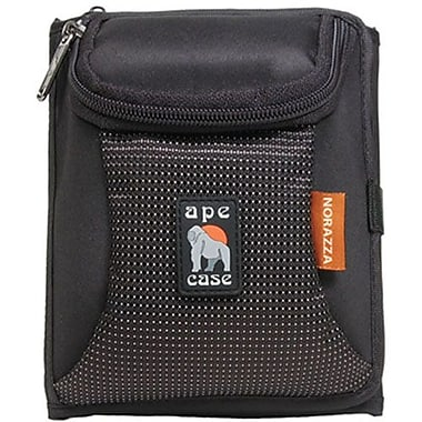 Ape Case® AC252 Tri-Fold Wallet and Camera Case, Black