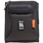 Ape Case® AC252 Tri-Fold Wallet and Camera Case, Black