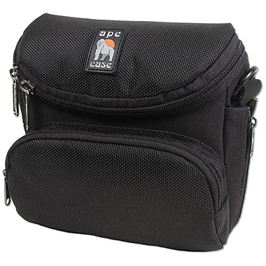 Ape Case® AC240 Camera Case, Black, Hi-Vis Yellow