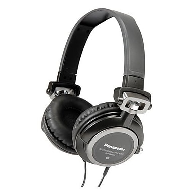Panasonic RP-DJ600-K Studio/DJ Style Headphone