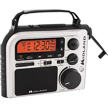 Midland Weather and Alert Radio