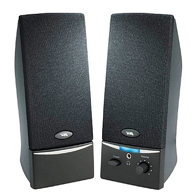 Cyber Acoustics CA-2014 Multimedia Speaker System, Black