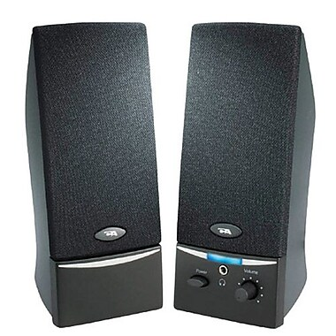 Cyber Acoustics CA-2014 Multimedia Speaker System, Black