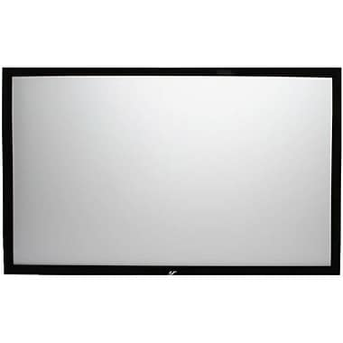 Elite Screens® SableFrame Series 120inch Projection Screen, 16:9, Black frame