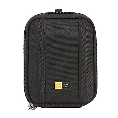 Case Logic® QPB-201 Compact Camera Case, Black