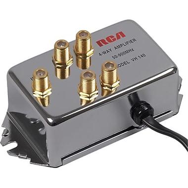 RCA VH140N 4 Way Video Signal Amplifier/Splitter