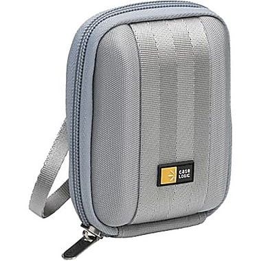 Case Logic® QPB-201 Compact Camera Case, Gray