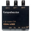 Comprehensive® CDA-V20 Signal Splitter, 12 VDC